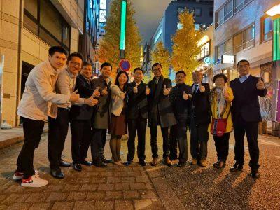 接待江西省住房和城乡建设厅卢天锡厅长访问团一行
